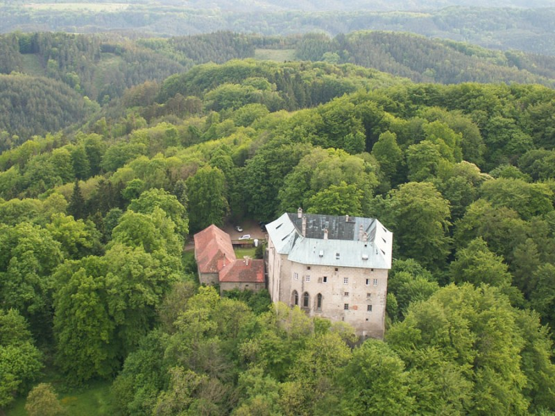 "Part 2: The ""Hellish"" Houska Castle"