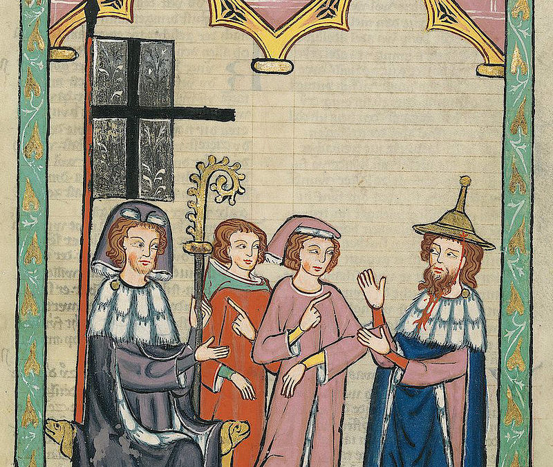 The History of European Jews in the Middle Ages (Part 1)