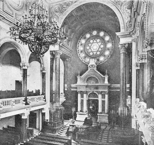 A Brief History of Vinohrady Synagogue