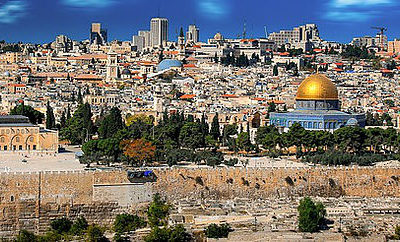 The Holy Cities of Kosher Vacations