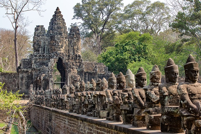Before the Time of Angkor