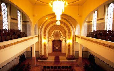 Kadoorie Mekor Haim, a Synagogue in Porto