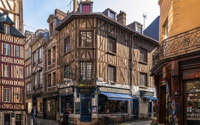 Rouen, the Capital of Normandy